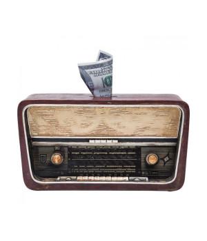 Копилка Radio Antique