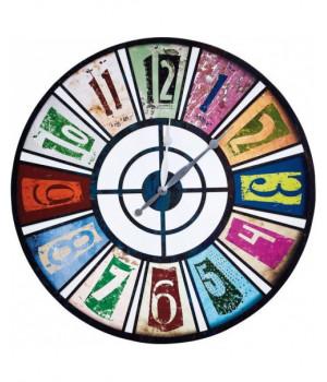Часы настенные Roulette Pop