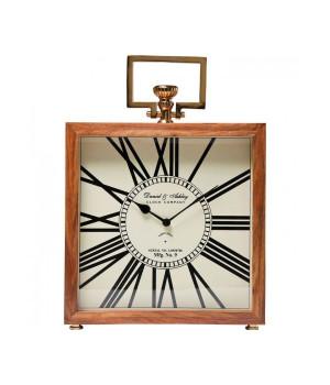 Часы настольные Grandfather Wood