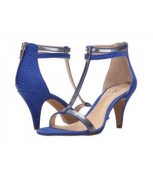 Босоножки женские синие