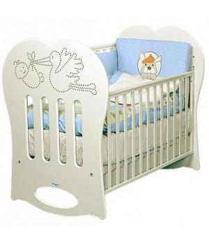 Кроватка детская Baby Crystal