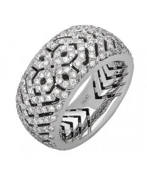 Кольцо золотое с бриллиантами Николетт