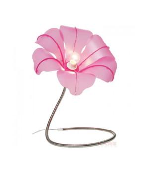 Настольная лампа Bloom Pink