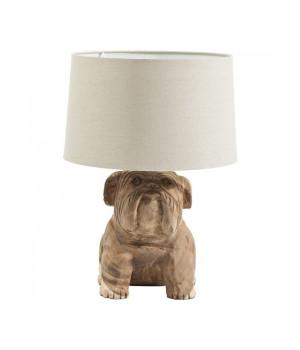 Настольная лампа Dog Nature
