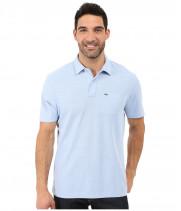 Поло мужское голубого цвета