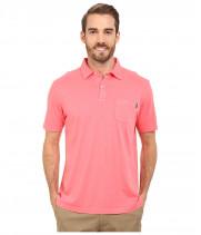 Поло мужское розового цвета