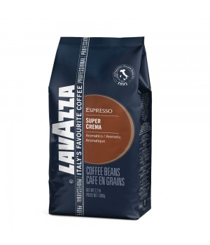 Кофе в зернах Lavazza Espresso Super Crema