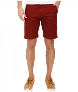 Шорты мужские бордового цвета