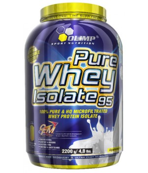 Протеин Pure Whey Isolate 95 2200g