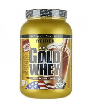 Протеин Gold Whey Protein 908g