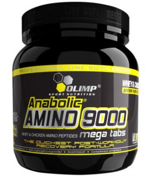 Аминокислота ANABOLIC AMINO 9000 300 tab