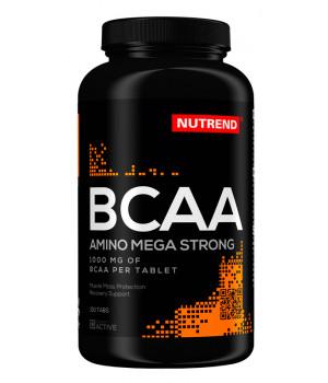 Аминокислота AMINO BCAA mega strong tabs