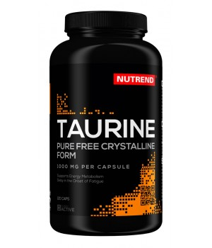 Аминокислота TAURINE 120 caps