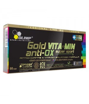 Витамины Gold Vita-min Anti-Ox