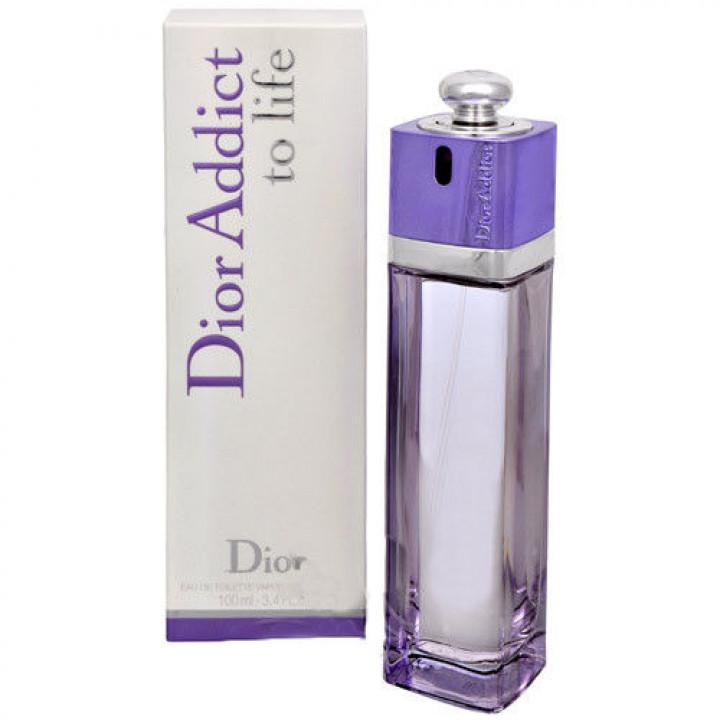 Туалетная вода для женщин Dior Addict To Life