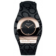 Часы женские Salvatore Ferragamo Black
